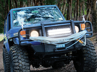 Bigger, better, brighter: HELLA's LED Light Bar 470