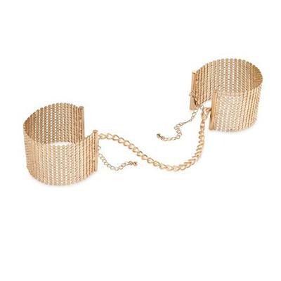 Bijoux Indiscrets Desir Metallique Handcuff Bracelets