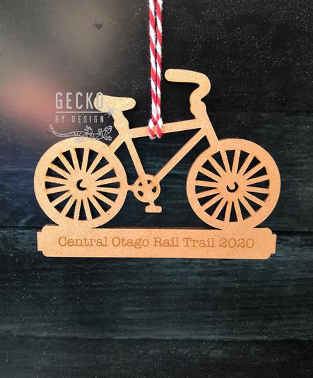 Bike Christmas Decoration