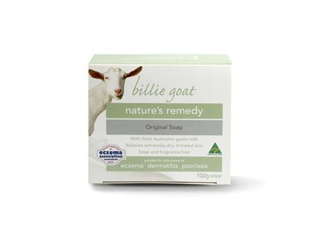 Billie Goat Soap Plain 100g