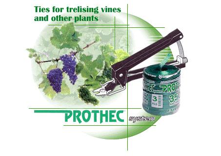 bio-compostable ties,biodegradable vineyard ties,trellis ties,horticultural ties