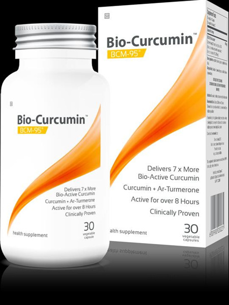 Bio- Curcumin capsules 30's