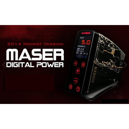 Bio Maser Mts 400 Tattoo Machine Power Supply Tattoo Warehouse Ltd