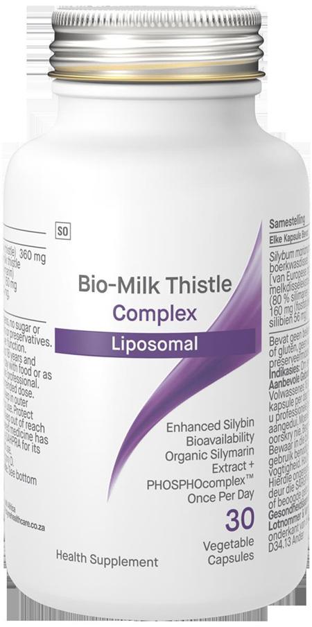 Bio Milk Thistle Complex 30 Liposomal capsules