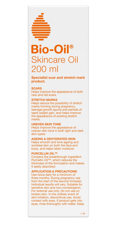 Bio-Oil Skincare Oil 200 ml