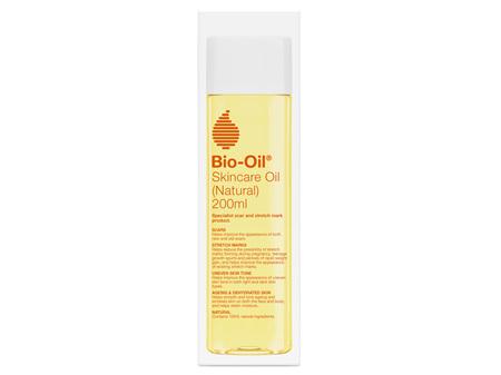 BIO-OIL SKINCARE OIL NATURAL 200ML