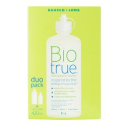 BIO TRUE MPS 420ML DUO PK
