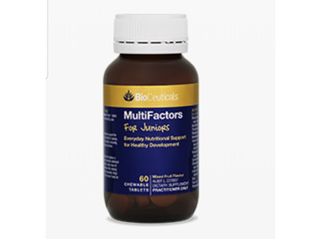 BioCeutical MultiFactors Jr. 60tabs