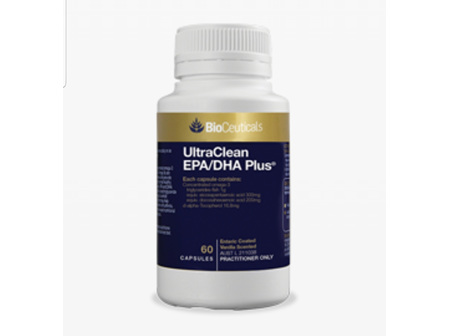 BioCeutical Ultra Clean EPA DHA EC 120