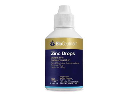 BioCeutical Zinc Drops 50ml