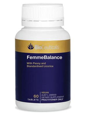 BioCeuticals FemmeBalance 60 Capsules