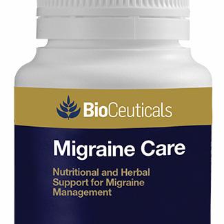 BioCeuticals Migrane Care 60 Tablets