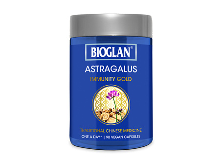 BIOGLAN ASTRAGALUS 90 CAPS