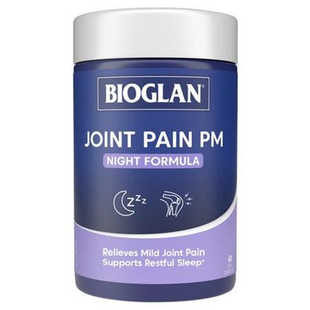 Bioglan Joint Pain PM 60 Tablets