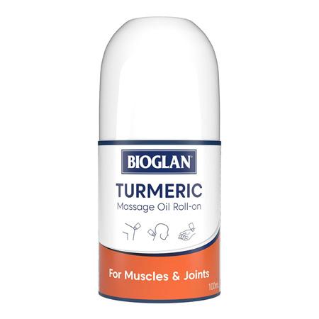 Bioglan Turmeric Roll-On 100mL