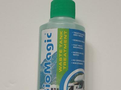 BioMagic Toilet Treatment