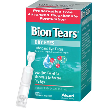 Bion Tears E/Drop 28x0.4ml