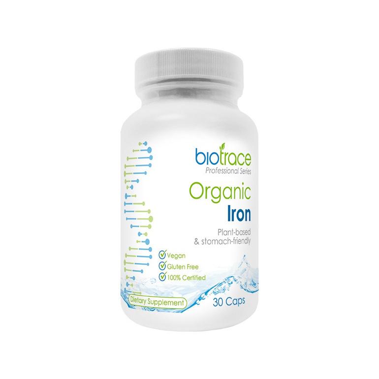 Biotrace Organic Iron