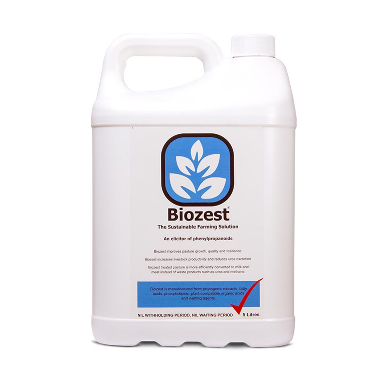 Biozest 5 Litre container