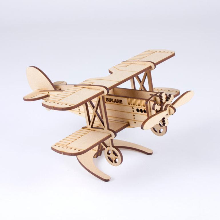 biplane puzzle