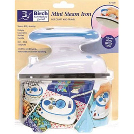 Birch Mini Steam Iron