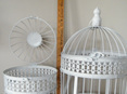 bird cages wedding and event hire
