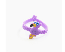 Bird Kids Bracelet - PURPLE