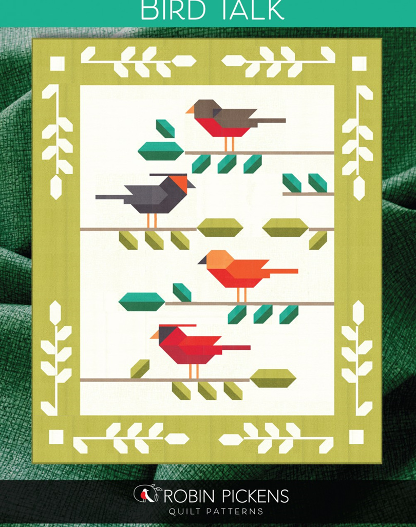 Bird Talk Quilt Pattern