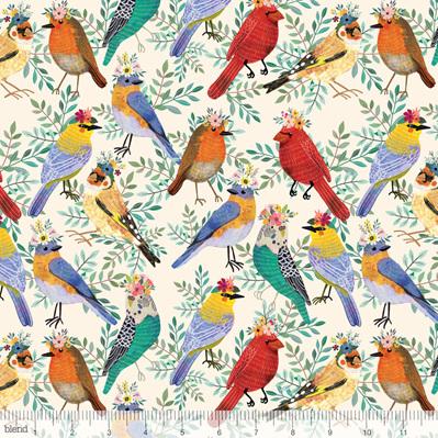 Birdie - Bird Meet Ivory