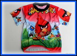 """Birds On Red"""