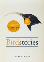 Birdstories: A history of the birds of New Zealand