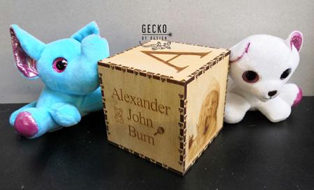 Birth Details Box