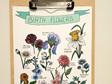 Birth Flowers Prints