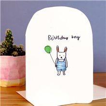 Birthday Boy cutout
