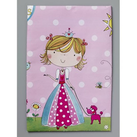 Birthday Princess Party Tablecover
