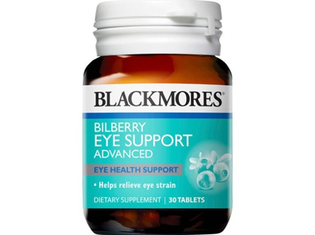 BL Bilberry Eye Support Adv. 30tabs
