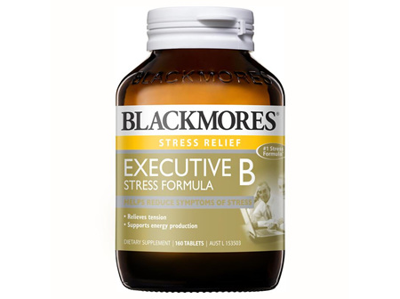 BL Executive B Stress 160tabs