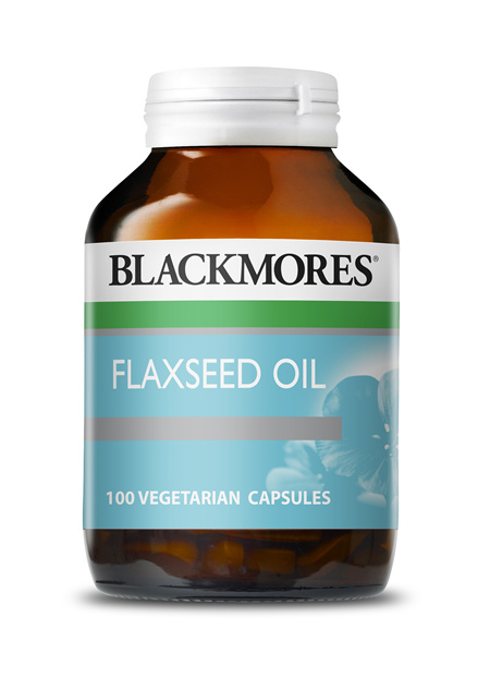 BL Flaxseed Oil 1000mg 100caps