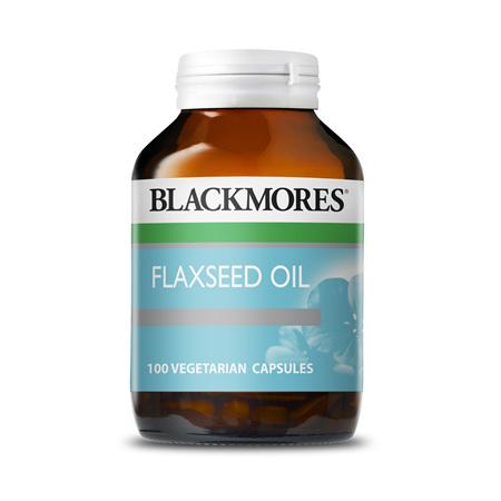 BL Flaxseed Oil 1000mg 100caps