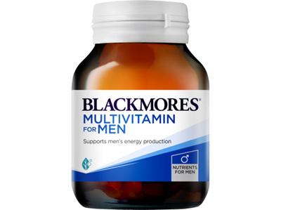 BL Mens Multivitamin 50tabs 9437907