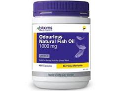 BL ODOURLESS FISH OIL 1000MG 400