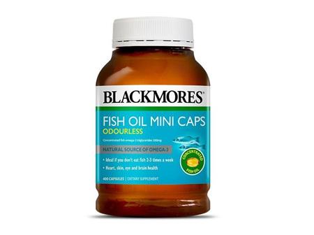 BL Odourless FishOil Mini 400 2564556