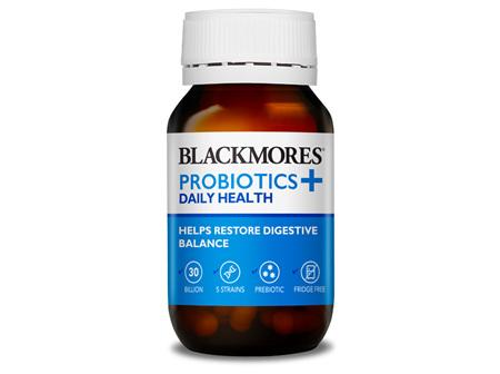 BL Probiotics + Daily Health 30caps