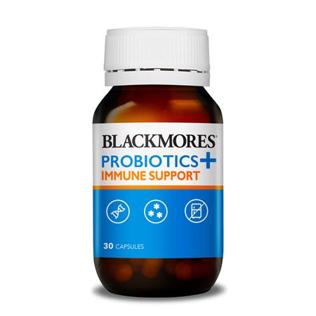 BL Probiotics + Imm. Support 30caps