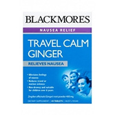 BL Travel Calm Ginger 45tabs