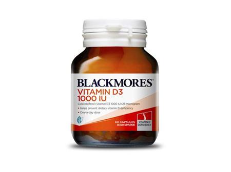BL Vitamin D3 1000IU 60caps