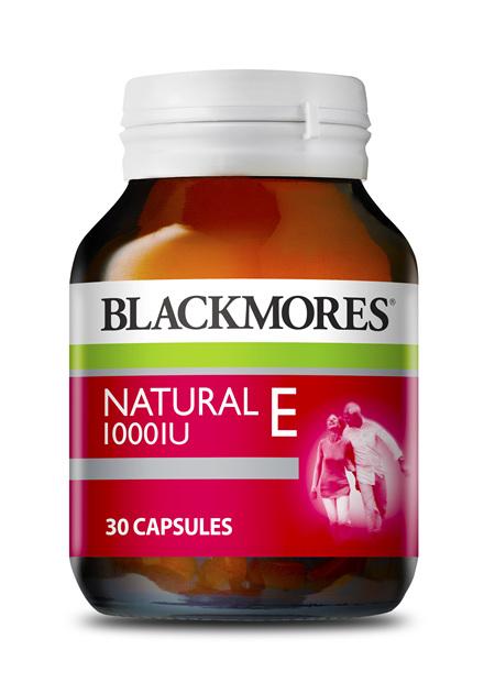 BL Vitamin E 1000IU 30caps