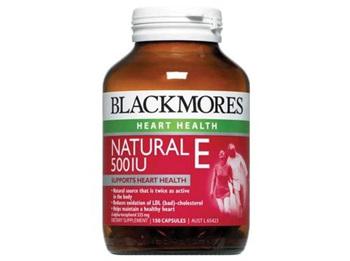 BL Vitamin E 500IU 50caps