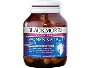 BL Womens Multi Vit 50tabs 9437916