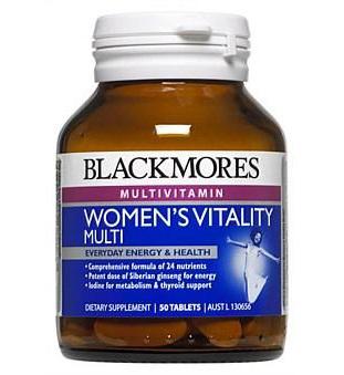 BL Womens Vitality Multi 50tabs